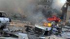 Deadly bomb rocks Syrian capital