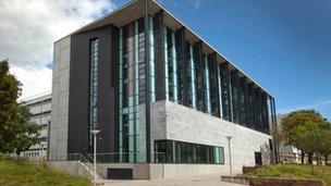 Plymouth's marine innovation centre