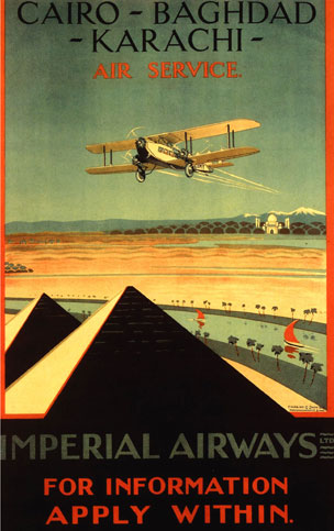Imperial Air Service poster