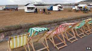 Weston-super-Mare tops the list of divorce 'hotspots' according to Ministry of Justice data