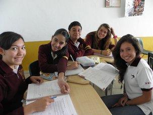 Colegio Newland in Queratero, Mexico