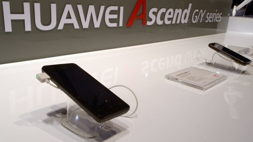 Huawei Ascend smartphones