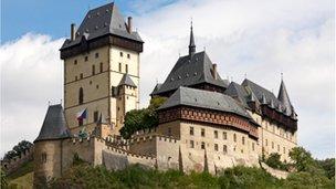 Bohemian castle