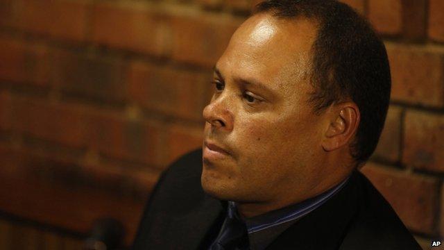 Detective Hilton Botha