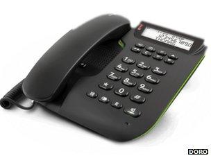 Doro Comfort 3000 phone