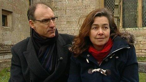 Tim and Karen Prees