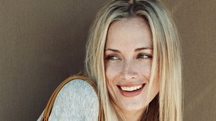 Reeva Steenkamp in an undated photo