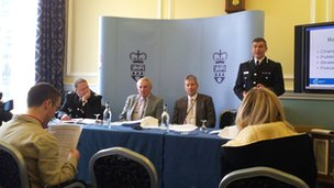 Police press conference pic