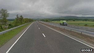 A90 at Happas