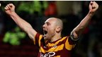 Bradford City's Gary Jones