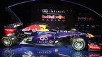 Red Bull's RB9 car