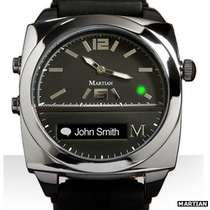 Martian Victory watch