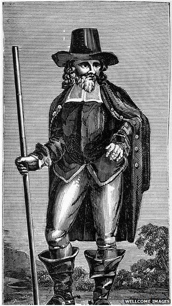 Witch hunter Matthew Hopkins
