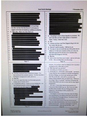 Pollard transcript