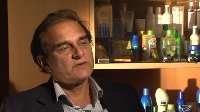 Marico chairman Harsh Mariwala