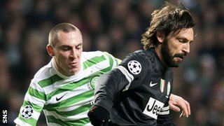 Scott Brown and Andrea Pirlo