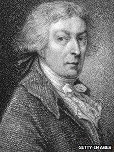 Portrait of Thomas Gainsborough