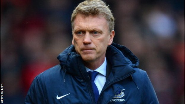 Everton not distracted - Moyes