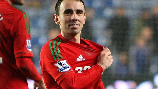 Leon Britton of Swansea