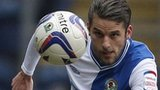 Blackburn's on loan midfielder David Bentley
