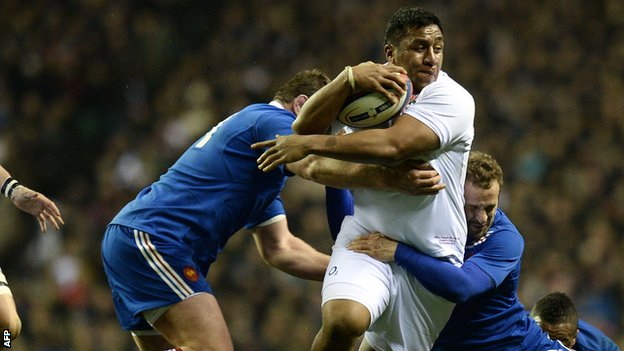 England's Grand Slam bid out in the open