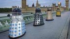 Designer of Dr Who&#039;s &#039;The Daleks&#039; Ray Cusick has died