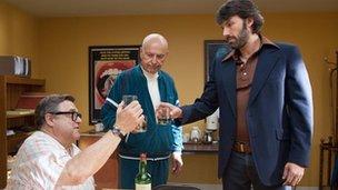 Scene from Argo