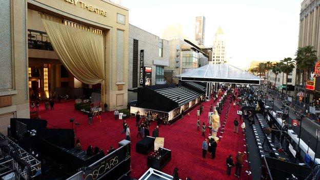 BBC News - Oscars 2013