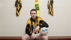 Oisin McConville from Crossmaglen is regarded as one of the best forwards in recent times