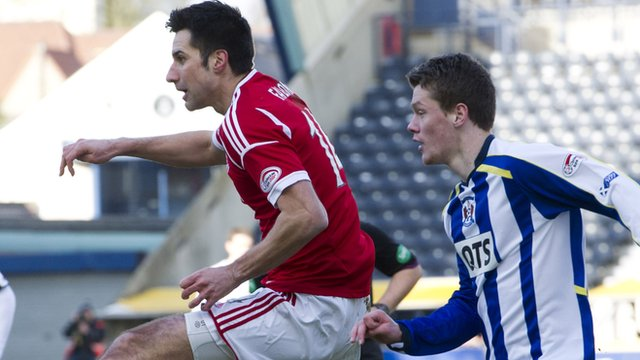 Highlights - Kilmarnock v Aberdeen