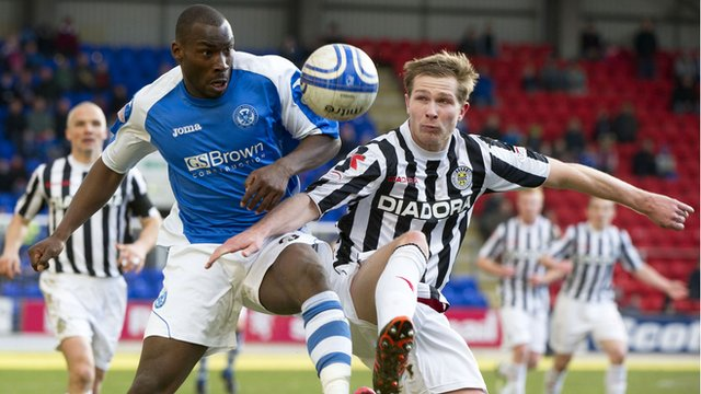 Highlights - St Johnstone 1-0 St Mirren