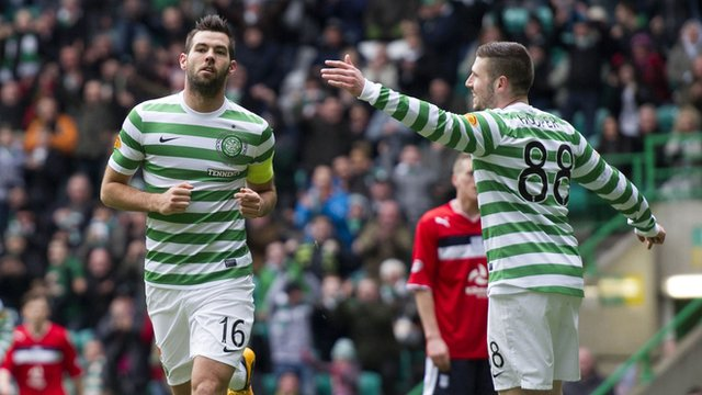 Highlights - Celtic 5-0 Dundee