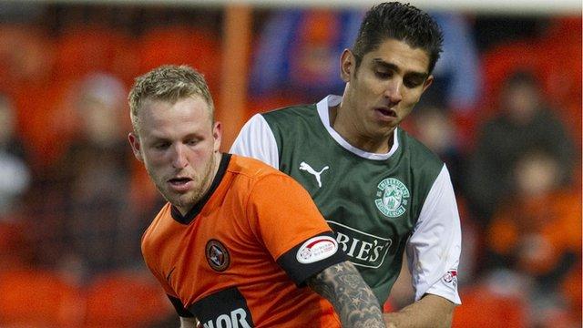 Highlights - Dundee Utd 2-2 Hibernian