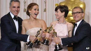 Oscar winners