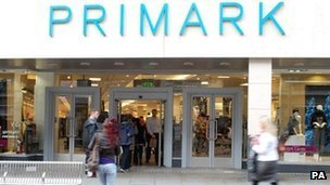 'Outstanding' sales boost Primark