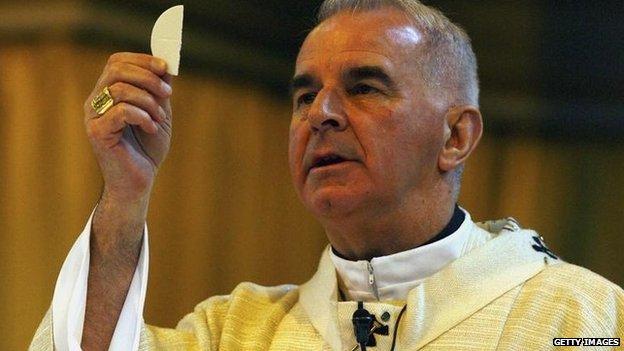 Cardinal Keith O'Brien