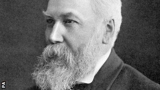 William McGregor, who wrote the letter that led to the formation of The Football League