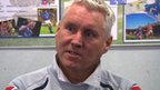 Oldham caretaker manager Tony Philliskirk