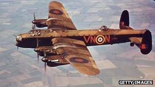 AVRO Lancaster Bomber