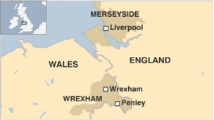 Penley map