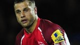 London Welsh scrum-half Tyson Keats