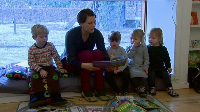 denmark childcare