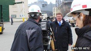 Mark Mardell shooting in Newport News, Virginia 26 February 2013