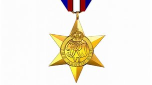 Arctic Star medal
