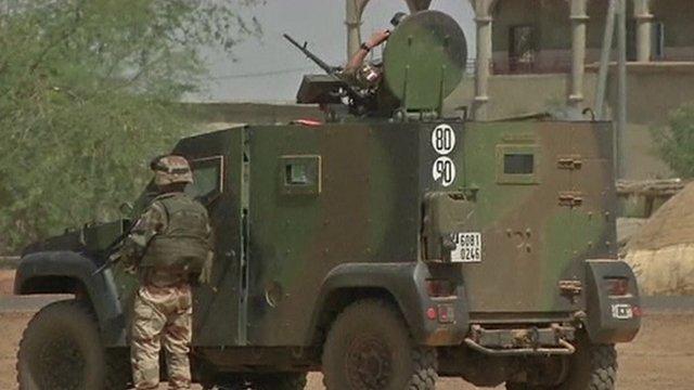 Military in Mali