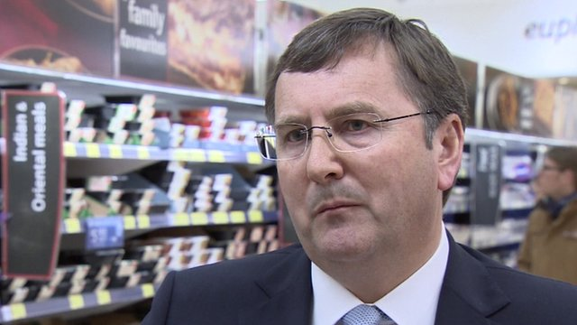 Philip Clarke, Tesco chief executive