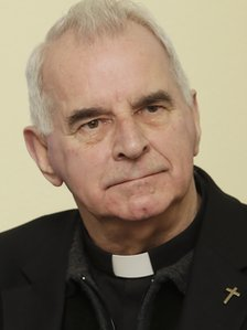 File photo dated 12/02/13 of Cardinal Keith O'Brien