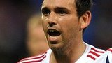 Bolton Wanderers midfielder Mark Davies