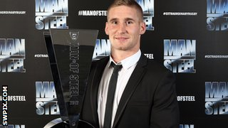 Wigan Warriors full-back Sam Tomkins