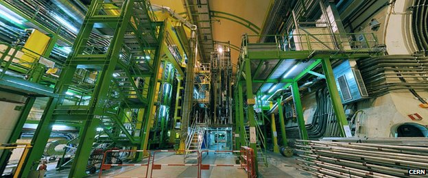 LHCb experiment